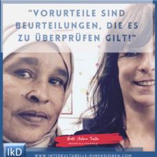 Interkulturelles Zitat – Vorsicht mit Vorurteilen!
